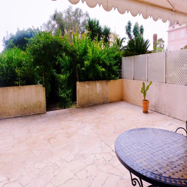 Offres de vente Rez de jardin Cannes 06400
